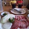 みんなの日本料理『富士山』でぼっち焼き肉♪