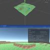 UnityでMinecraft風ゲームを作るその5「テクスチャを貼る」