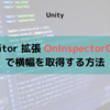 Etiror 拡張 OnInspectorGUI で横幅を取得する方法