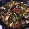 【レシピ】スキレットで野菜たっぷり具だくさんスープ!夏に食欲がなくても食べやすいのでおススメ!