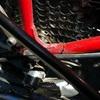 フレームが折れて溶接した自転車は、どこまで走れるのか!?レビュー①