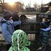 Spielhaus & Jungend farm ドイツ冬の遊び場