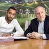 公式発表:ベナティア、買取オプション付きローン移籍でユベントスに加入