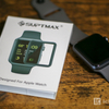 Apple Watch series3 に保護ガラスフィルムを装着【レビュー】