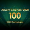 アドベントカレンダー 記事100本公開 - 年末恒例アウトプット強化月間