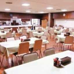 北海道議会食堂