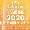 楽天市場で上半期ランキング2020が発表に!第一位は人気ゲームソフトが獲得!