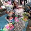 ペナンの日曜日のフリーマーケットは大賑わい