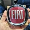 【FIAT500】リアエンブレムを交換しました