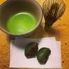 たまたまですが昨日と同じくよもぎ大福、金沢の和菓子屋「末広堂」さんの