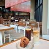 【鍾閣】コーヒーが美味しい広々カフェ@결/キョル