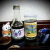 淡路島 都美人酒造「生麗」【58】、千年一酒造「千年一カップ」【59】