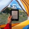 【第10世代Kindle Paperwhite】実はアウトドア向け?!ソロキャンプでスマート読書【Amazonデバイス】