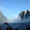 イグアスの滝アルゼンチン編 圧倒的な迫力な世界三大瀑布の一つ