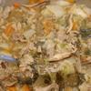 豚と白菜のオイスターソースあんかけご飯