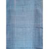 着物生地(322)格子織り出し手織り紬