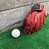 野球の一式を身にまとい、野球をする。楽しさはやってみると本当にわかるもの。