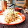 【カフェレスト ガレージ】テラス席ペットOKの洋食屋さん