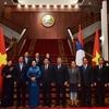 トンルン・シースリット首相:ベトナム国会議長の公式訪問を歓迎