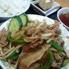 ★★★☆☆ 閉店時間22時、オダサガの肉系定食の最終ラインの一角