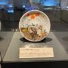 リスの大皿の照明製作