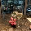 シャンパンフリーフローディナー@Motifフォーシーズンズ丸の内ホテル