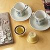 北欧ヴィンテージ食器 カップ&ソーサー、陶版など入荷しました。