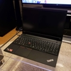 Think Pad E585が届いたので、SSDとメモリを増設してみた。
