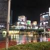 雨上がりの新宿♪♪