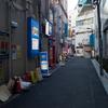 錦糸町江東橋の飲み屋街