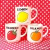 復刻版*プリッとしたフルーツが可愛い内藤ルネさんのマグカップ