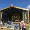 New Orleans Jazzfest, May 3 #1
