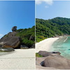ソンクランのシミラン諸島!