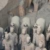 4日目 中国東方航空 西安拠点 白金(プラチナ)修行 昼間は鴻門の会・兵馬俑博物館を見学、夜に銀川を往復し2レグ