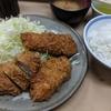 とんかつを食べに「いもや」へ。その後「岡本屋永吉商店」の角打ちに行ってみた。(千代田区東神田)