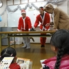 自治会の子供会のクリスマス会に参加しました。