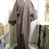着物から洋服にリメイク!①秋色パンツ