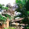 インドネシア旅行記【バリ編】 Ubud 1 day trip ウブド散策 まずはウブド王宮 Puri Sarenへ