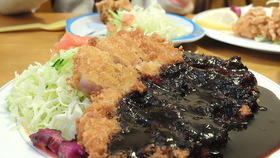 名古屋・飯田街道沿いにある洋食屋さん「キッチン欧味」でランチを食べてきました【名古屋・吹上】