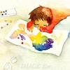 子供の想像の世界✨楽しいお絵かきの時間
