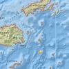 【地震】2018年09月07日3:49 M7.8 フィジー諸島で地震(規模訂正)