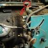 トラクターを畑へ持って(乗って)いく クボタL120型トラクターの整備<番外編4>