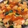 特製海鮮チラシ丼 シェフスペシャルは本当にスペシャルだった!! 鮨清 ジャカルタ