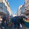 【アリーグル市場】パリのマルシェへ行こう!