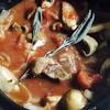 ラムのトマト煮