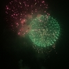 錦江湾サマーナイト大花火大会を有料席で見物