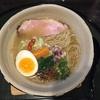 ORIBE(豊橋市)鶏白湯麺 750円