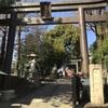 東京都、諏訪神社