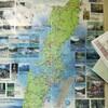 対馬の国境感…韓国まで49.5キロ、博多より近い…!