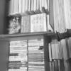 実家の荷物整理。本を断捨離